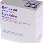 Депакин хроно инструкция по применению, противопоказания, побочные эффекты, отзывы