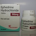 Ephedrine / эфедрин (активное вещество) инструкция по применению, противопоказания, побочные эффекты, отзывы