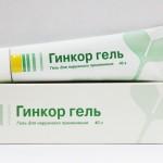 Гинкор гель инструкция по применению, противопоказания, побочные эффекты, отзывы