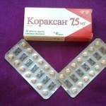 Кораксан инструкция по применению, противопоказания, побочные эффекты, отзывы