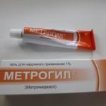 Метрогил инструкция по применению, противопоказания, побочные эффекты, отзывы