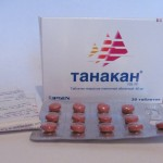 Танакан инструкция по применению, противопоказания, побочные эффекты, отзывы