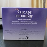 Велкейд инструкция по применению, противопоказания, побочные эффекты, отзывы