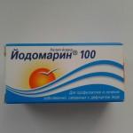 Йодомарин 100 инструкция по применению, противопоказания, побочные эффекты, отзывы