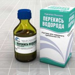 Лечение перекисью водорода