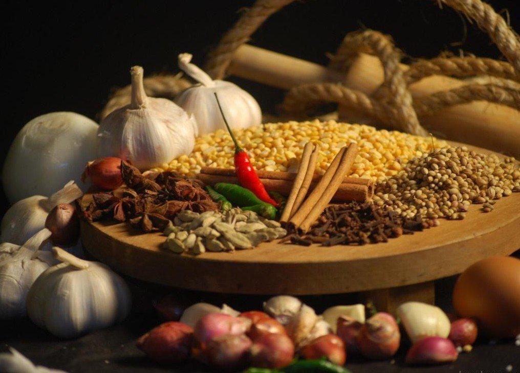 специи в здоровом питании