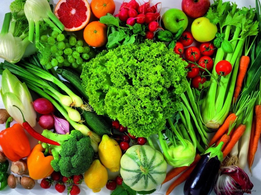 Здоровое питание - важная составляющая при профилактике рака простаты