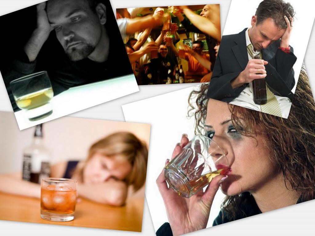 вторая стадия алкоголизма - запой