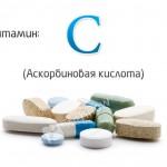 Витамин c инструкция по применению, противопоказания, побочные эффекты, отзывы