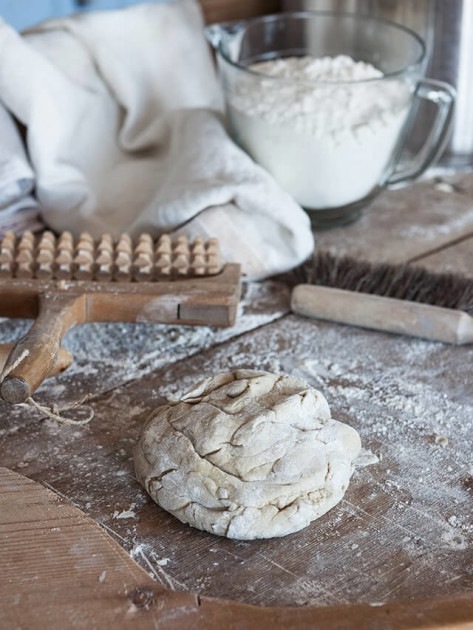 ингредиенты бездрожжевого хлеба
