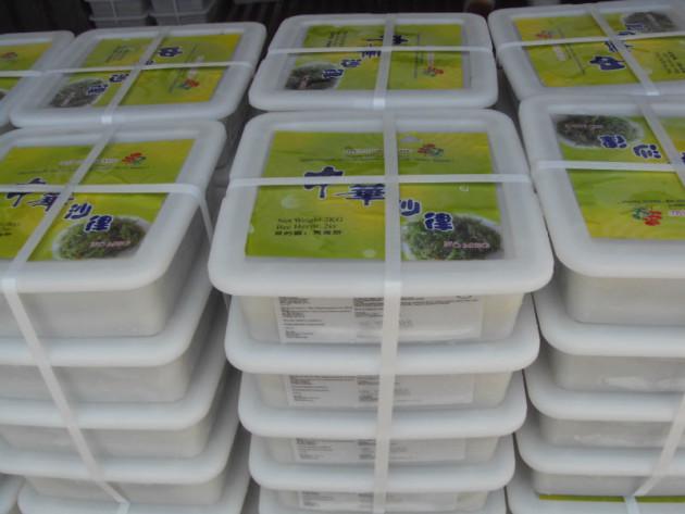 водоросли чука упаковка