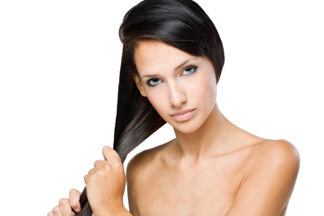 позитивное влияние на волосы