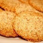 Амарантовое печенье