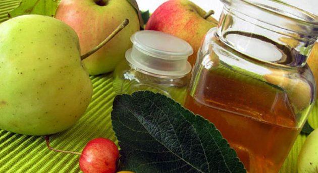 Яблоки и яблочный уксус