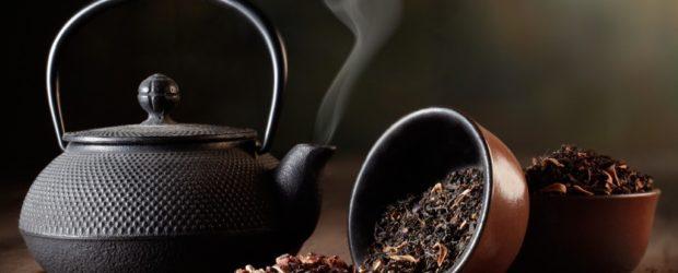 чёрный чай