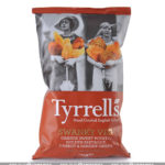 Чипсы Tyrrells