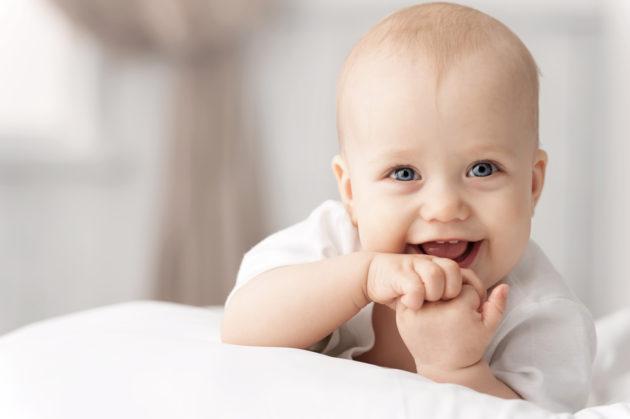Ребёнок-грудничок
