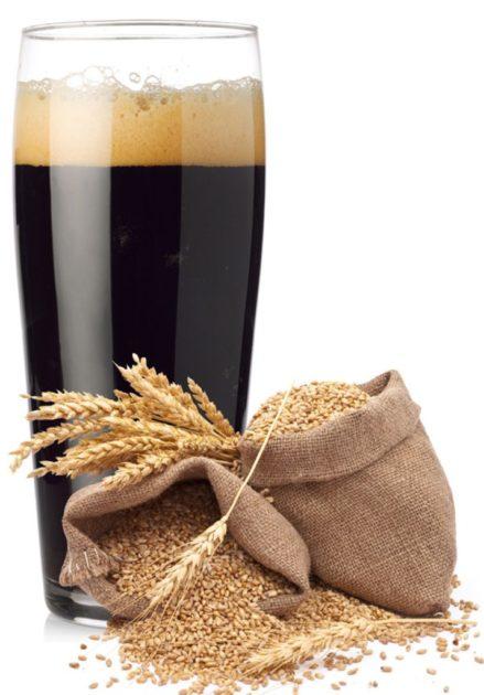Квас с пшеницей