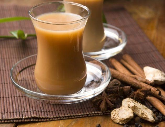 Чай масала и пряности