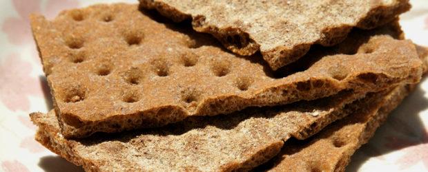 Ржаные хлебцы