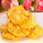 Сушёные ананасы