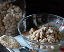 Ржаные отруби гранулированные и порошкообразные