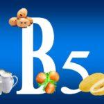 Знакомьтесь:вездесущий витамин В5