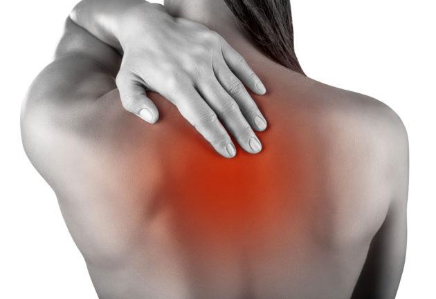 Очаг боли при остеоходрозе