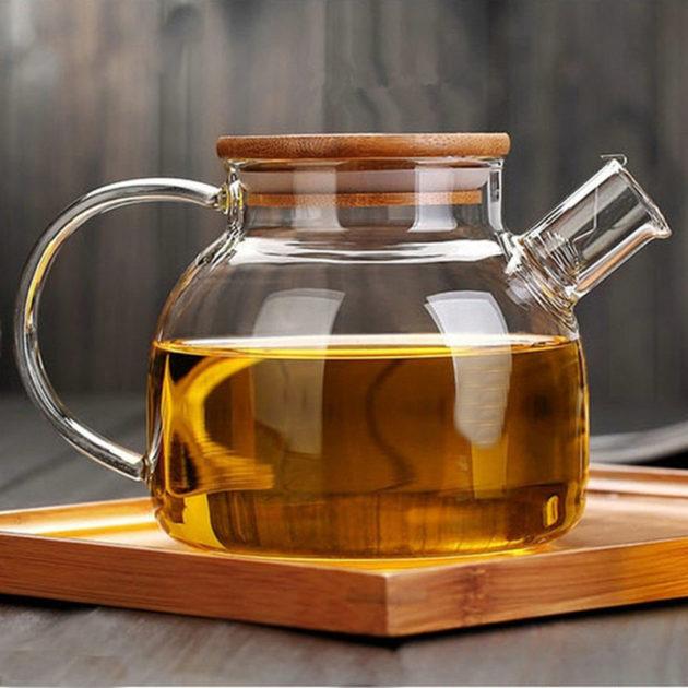 чайник с заваркой