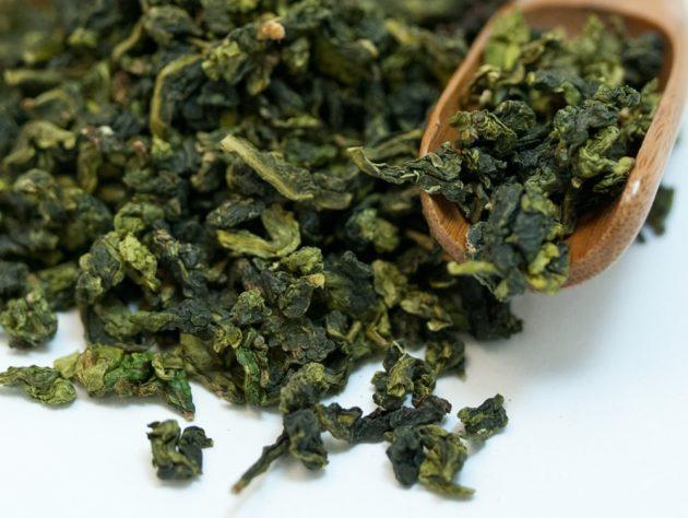 Зелёный чай улун