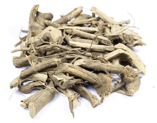 Сушёные корни элеутерококка
