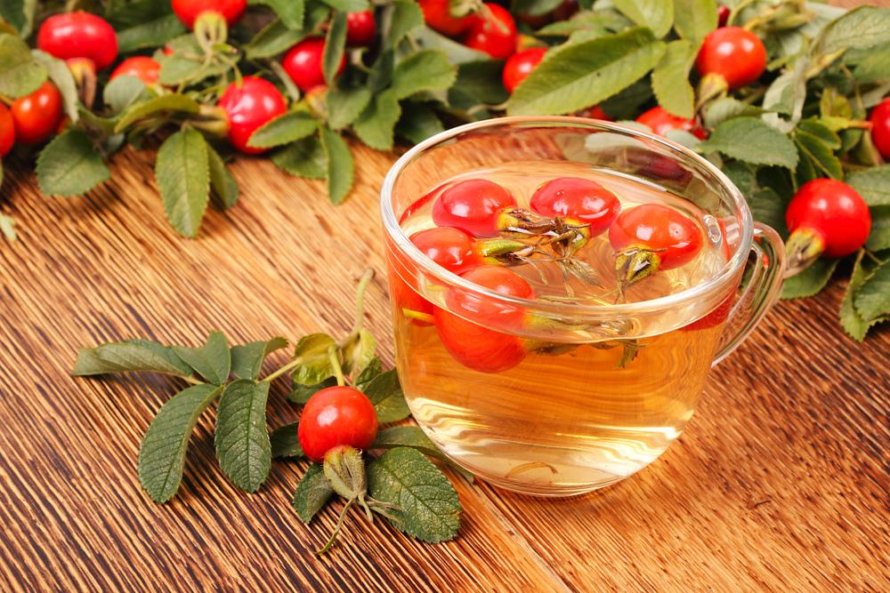 шиповник чай польза при беременности