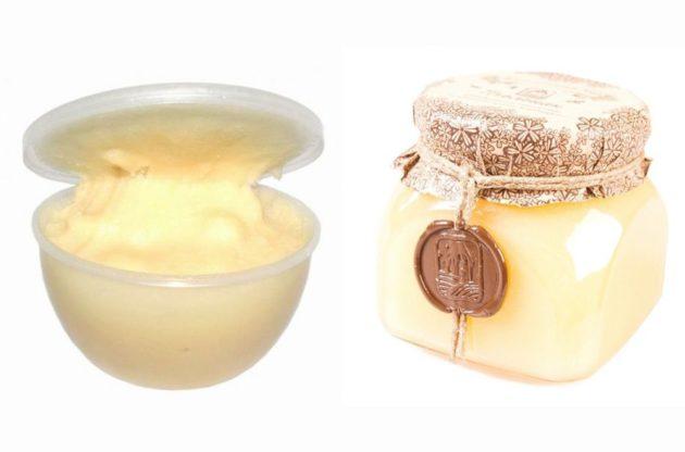 Кипрейный мёд в баночке