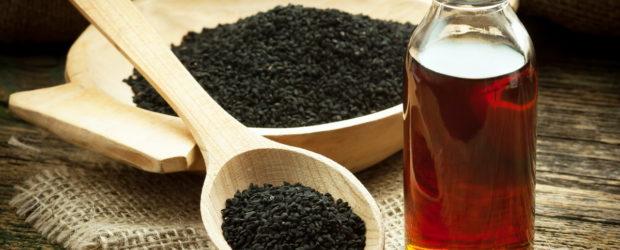 масло и семена черного тмина