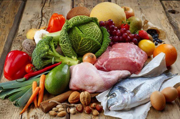 Продукты питания при язве и гастрите
