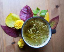 чай с фенхелем