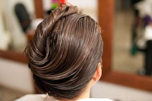 Маска для волос из рисового отвара