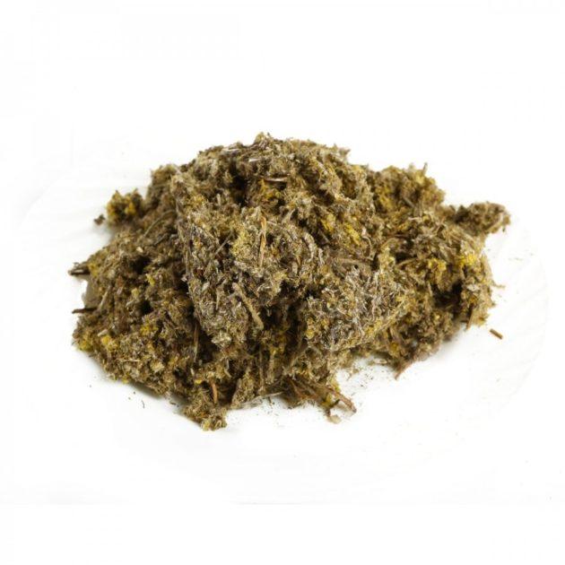 Порошок травы