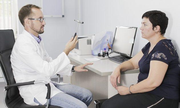 Прием невропатолога