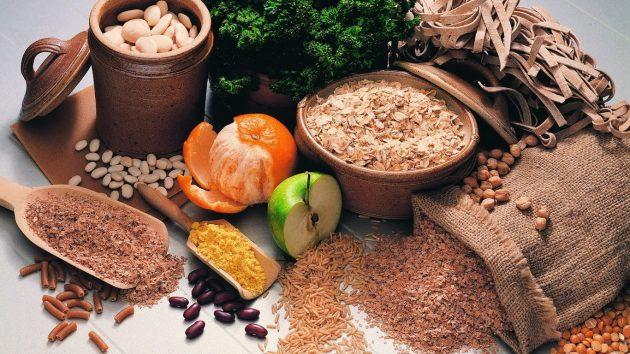 Витамины и микроэлементы в продуктах питания