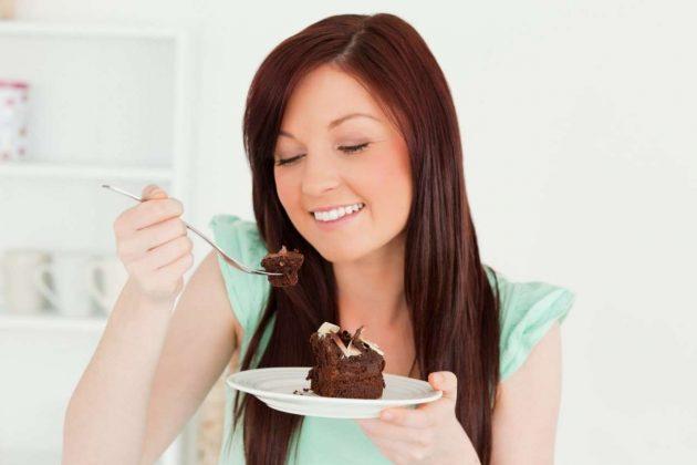 Если хочется сладкого при стрессах