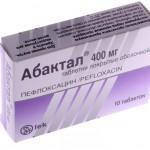 Абактал инструкция по применению, противопоказания, побочные эффекты, отзывы