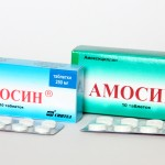 Амосин инструкция по применению, противопоказания, побочные эффекты, отзывы
