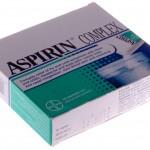 Аспирин комплекс инструкция по применению, противопоказания, побочные эффекты, отзывы
