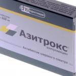 Азитрокс инструкция по применению, противопоказания, побочные эффекты, отзывы