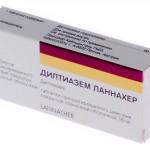Дилтиазем ланнахер инструкция по применению, противопоказания, побочные эффекты, отзывы