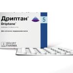 Дриптан инструкция по применению, противопоказания, побочные эффекты, отзывы