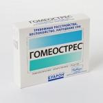 Гомеострес инструкция по применению, противопоказания, побочные эффекты, отзывы