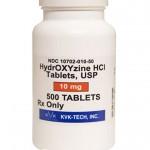 Hydroxyzine / гидроксизин инструкция по применению, противопоказания, побочные эффекты, отзывы