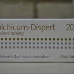 Колхикум-дисперт инструкция по применению, противопоказания, побочные эффекты, отзывы